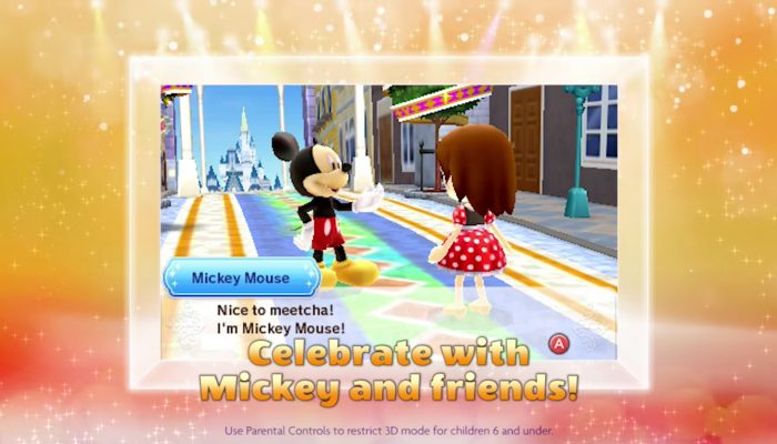 Disney Magical World 2 – Celebrate with Mickey & Friends Commercial