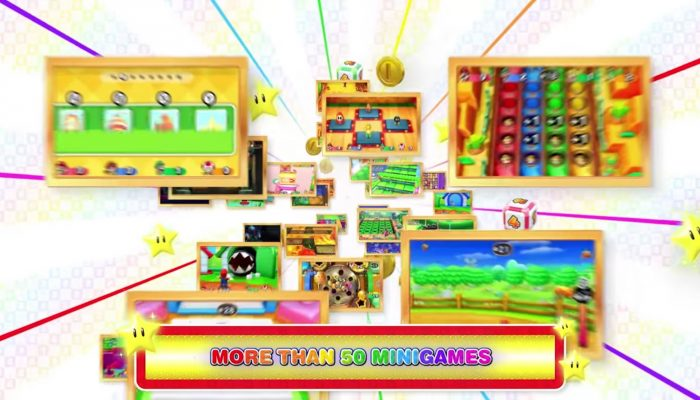 Mario Party: Star Rush – Mini-games & Multiplayer Commercial