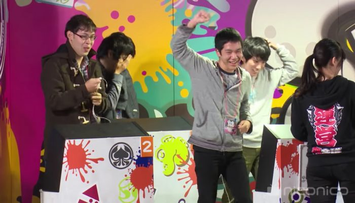 Splatoon – Japanese Koshien 2017 Shikoku District Tournament Finals