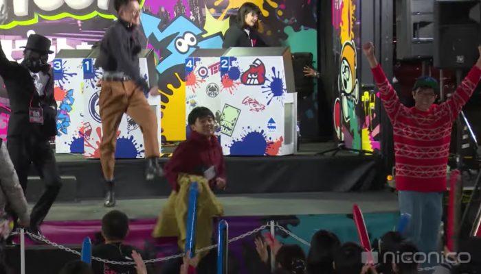 Splatoon – Japanese Koshien 2017 Chuugoku Region Tournament Finals