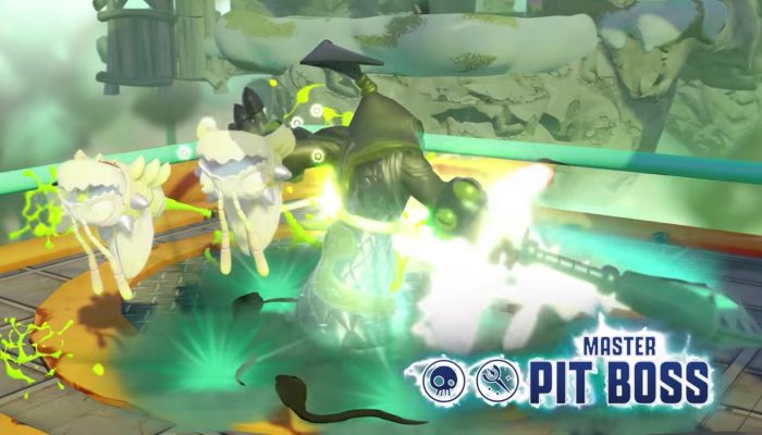 Skylanders Imaginators – Meet Master Pit Boss