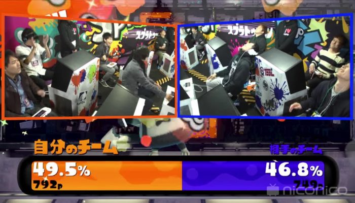 Splatoon – Japanese Koshien 2017 Kyushu District Tournament Finals