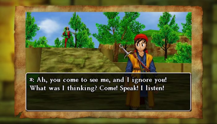 Dragon Quest VIII: Journey of the Cursed King – Introducing Morrie
