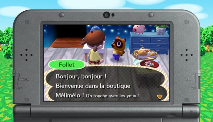 Animal Crossing : New Leaf Welcome amiibo – Méli et Mélo
