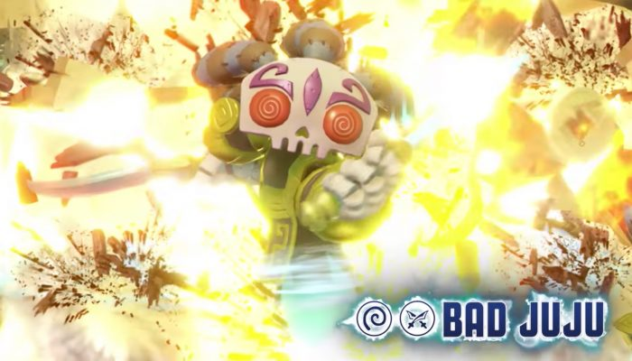 Skylanders Imaginators – Meet Bad Juju