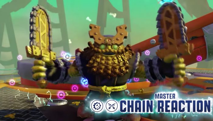 Skylanders Imaginators – Meet Master Chain Reaction