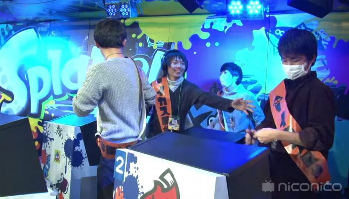 Splatoon – Japanese Koshien 2017 Jump Festa Finals Day 2