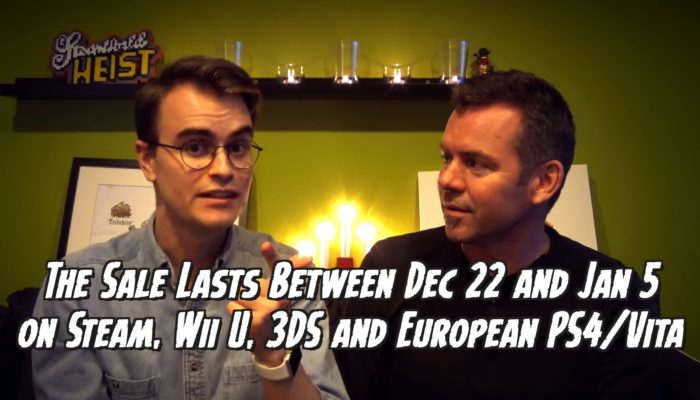 The Engine Room – New SteamWorld Game Coming Next Year + Holiday Contest