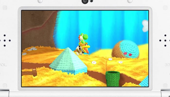 Poochy & Yoshi's Woolly World – Japanese Overview Trailer