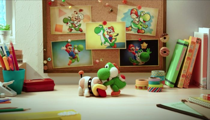 Poochy & Yoshi's Woolly World – Special Animation