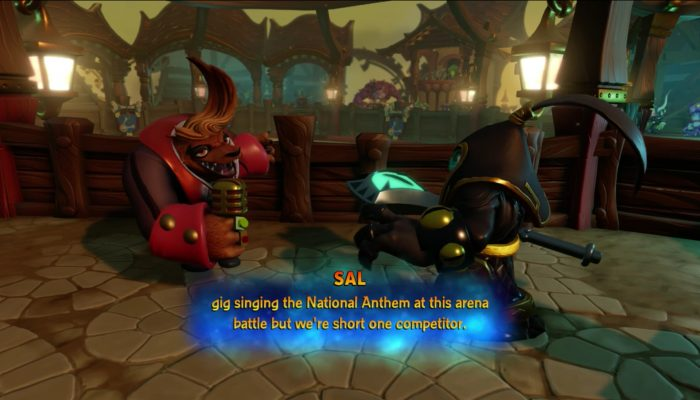Skylanders Imaginators – Let's Play: Master Pit Boss, Flare Wolf and More