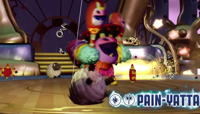 Skylanders Imaginators – Meet Painyatta