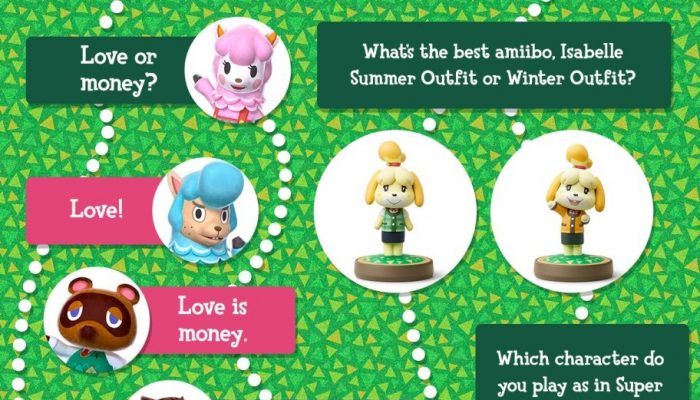 NoE: 'Which Animal Crossing character are you?'