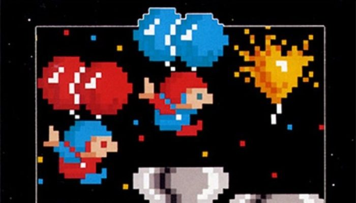 Nintendo France : 'Entrevue spéciale Nintendo Classic Mini : NES – Volume 2 : Balloon Fight'