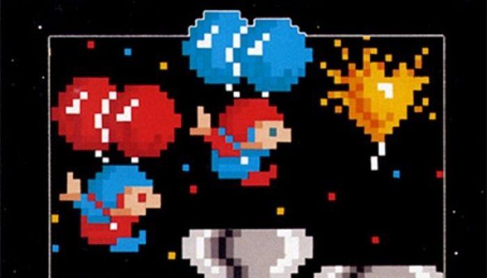 Nintendo France : 'Entrevue spéciale Nintendo Classic Mini : NES – Volume 2 : Balloon Fight'