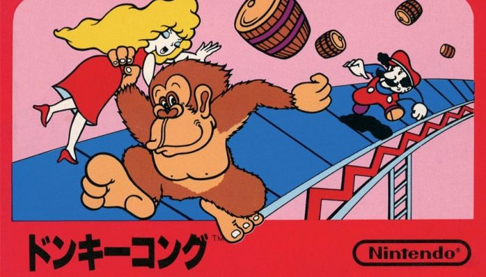 Nintendo France : 'Interview spéciale Nintendo Classic Mini : NES – Volume 1 : Donkey Kong'