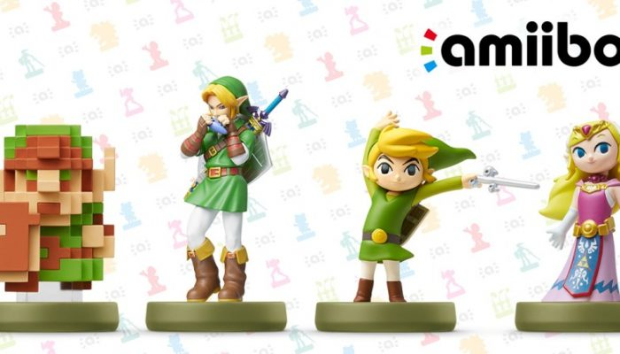 NoE: 'Out now – Super Mario Maker for Nintendo 3DS, Picross 3D: Round 2 and new The Legend of Zelda Collection amiibo'