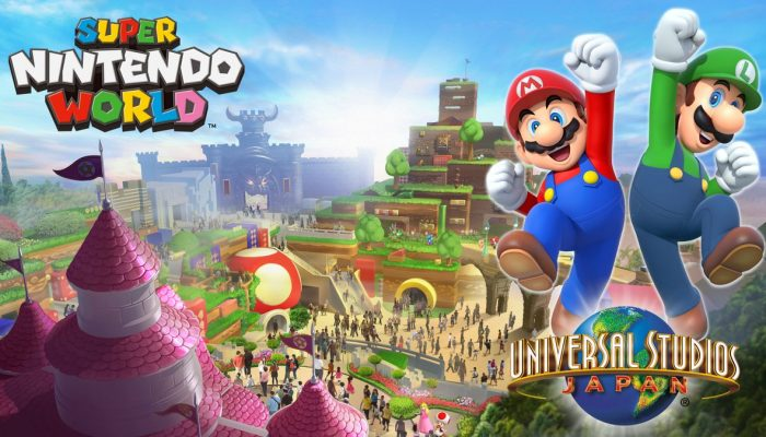 USJ: 'Super Nintendo World Coming To Universal Studios Japan in Time for the 2020 Tokyo Olympics'