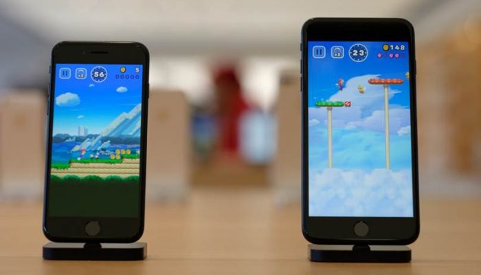 Super Mario Run playable at Apple Stores before launch