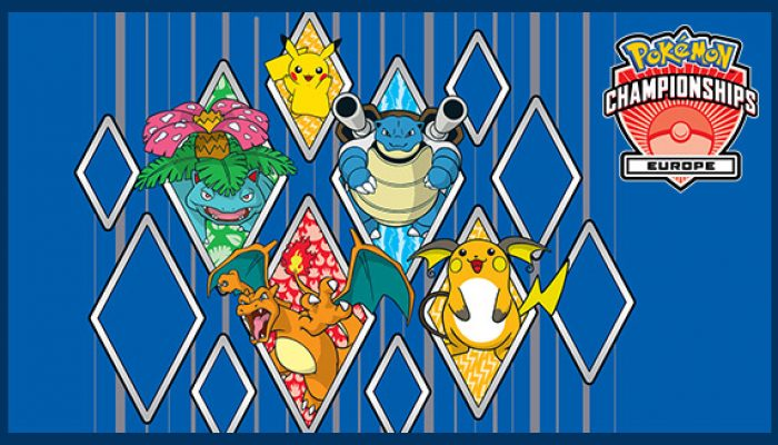 Pokémon: 'Watch the European Internationals Live'