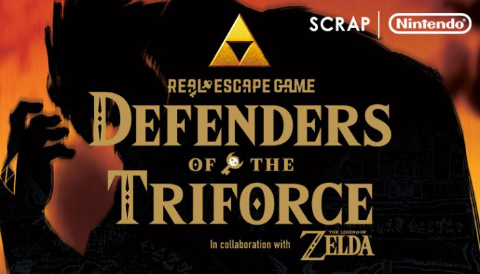NoA: 'Immerse yourself in a real-life Zelda adventure with Defenders of the Triforce'