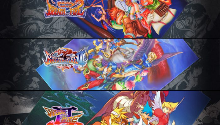 Capcom: 'Breath of Fire I – III Original Soundtrack Collection now available on the Capcom Store!'