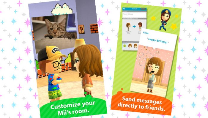 NoA: 'Major Miitomo update brings new features'