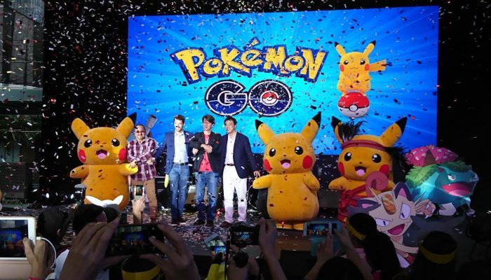 Niantic Labs: 'Pokémon Go Partners with Globe in Philippines, Joins Pokémon Fest'