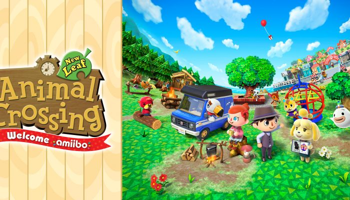 NoE: 'Welcome to the neighbourhood! Animal Crossing: New Leaf – Welcome amiibo arrives at retail'