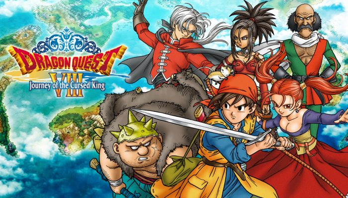 NoE: 'Embark on a grand adventure at our Dragon Quest VIII: Journey of the Cursed King website!'