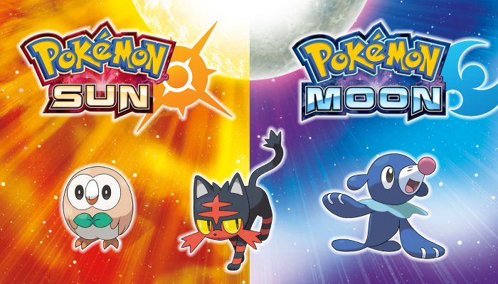 NoE: 'Welcome to Alola! Pokémon Sun and Pokémon Moon arrive in Europe exclusively on Nintendo 3DS'
