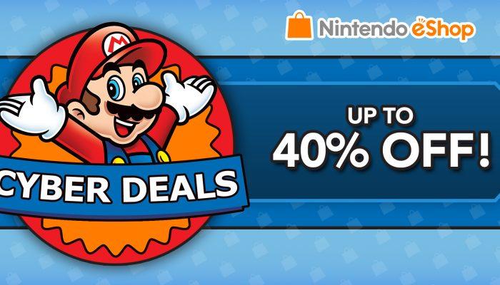 NoE: 'Nintendo eShop Sale: Nintendo eShop Cyber Deals'