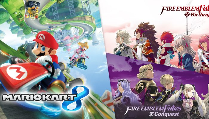NoE: 'Nintendo eShop Sale: Mario Kart 8 and Fire Emblem Fates downloadable content'