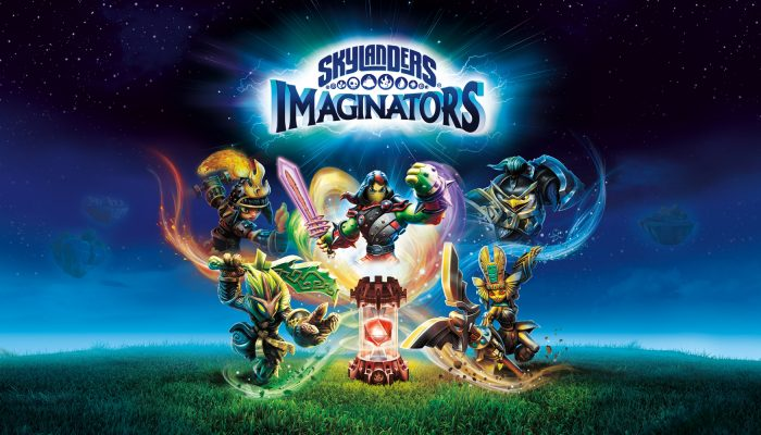 NoE: 'In shops now: Skylanders Imaginators'