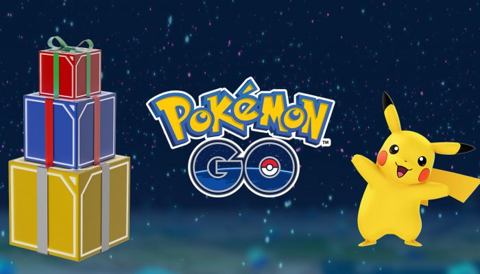 Niantic: 'The holiday season has arrived! Celebrate it with us!'