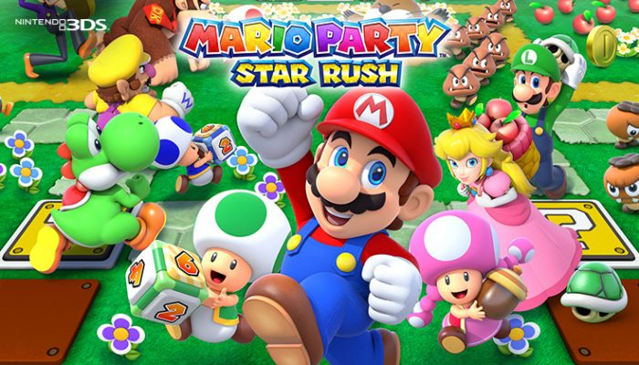 NoA: 'Think fast and have a blast with Mario and friends'
