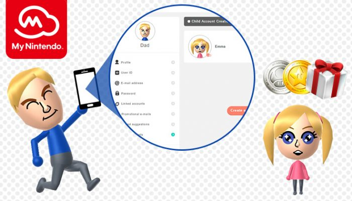 NoA: 'Introducing Nintendo Accounts for kids'