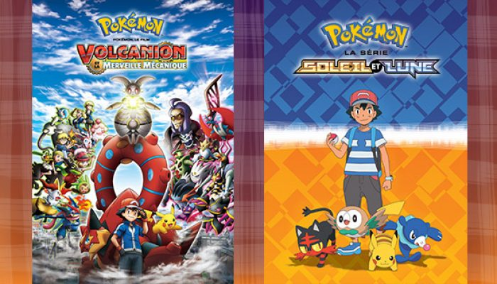 Pokémon : 'Volcanion et Magearna en vedette dans le nouveau film Pokémon'