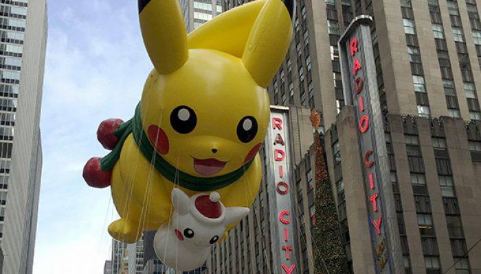 Pokémon: 'Pikachu Joins the Parade Once Again'