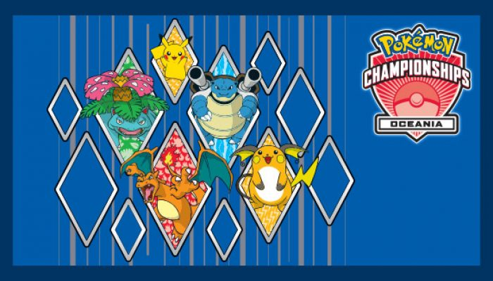Pokémon: 'Championship Series Battles Head to Melbourne'