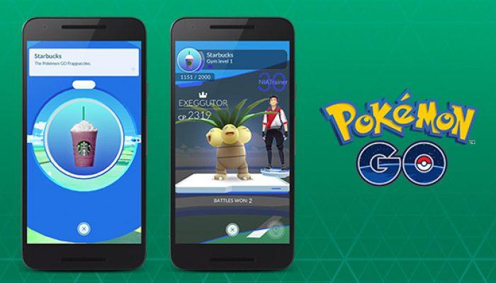 Pokémon: 'Pokémon Go Goes to Starbucks'