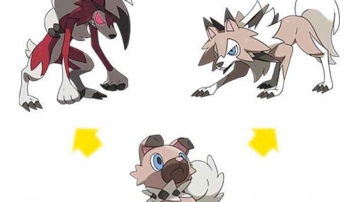 Pokémon Sun & Moon – What's Up with Rockruff?