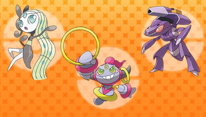 Pokémon: 'Mythical Pokémon Distribution Round-Up, Part 4!'