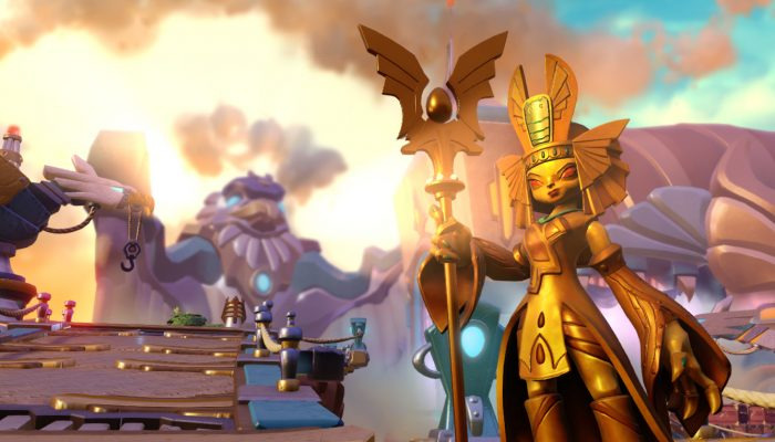 Activision: 'Create your very own Skylanders and bring them to life with Skylanders Imaginators!'