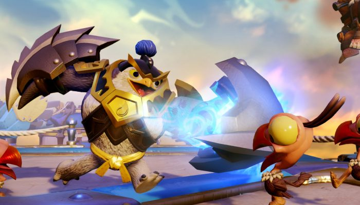 Activision: 'Worldwide Sightings of New Skylanders!'
