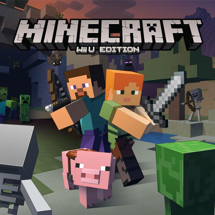 Nintendo eShop Downloads Europe Minecraft Wii U Edition
