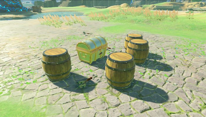NoE: 'See what the new The Legend of Zelda amiibo can do in The Legend of Zelda: Breath of the Wild!'