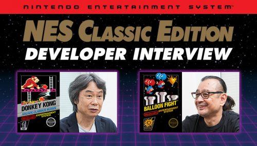 NES Classic Edition Developer Interview