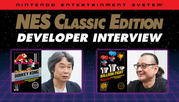 NoA: 'New developer interviews: get the stories behind classic games'