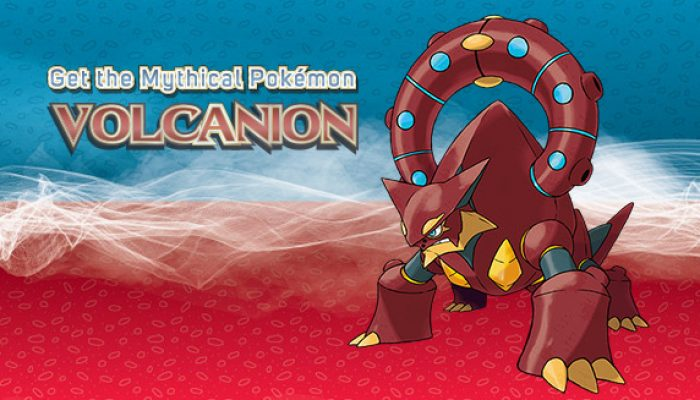 Pokémon: 'Heat Up Your Battles with Volcanion'